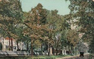 EVANSTON, Illinois, 1910 ; Ridge Avenue
