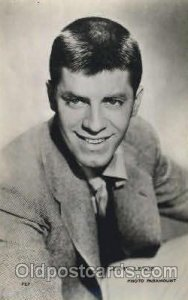 Jerry Lewis Actor, Actress, Movie Star Unused