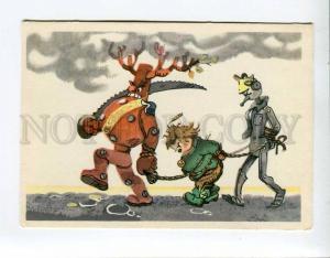 271852 Vladimirsky Volkov Oorfene Deuce Tin Woodman Scarecrow