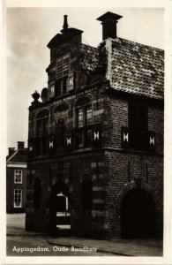 CPA APPINGEDAM Oude Raadhuis NETHERLANDS (705925)