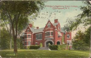President's Residence Vassar College Poughkeepsie New York