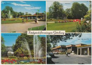 Fradgardsforeningen Goteborg, Sweden, unused Postcard
