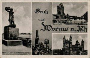 CPA AK Worms- souvenir GERMANY (885878)