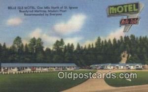 United Motor Court, Rawlins, Wyoming, WY USA Hotel Postcard Motel Post Card O...