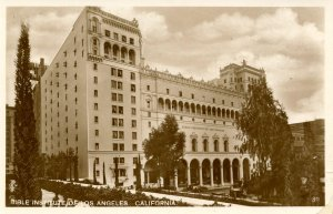 CA - Los Angeles. Bible Institute of Los Angeles  *RPPC