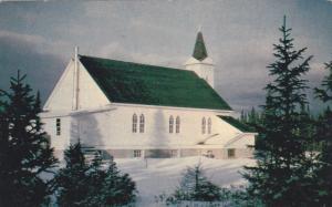 United Church , N.W. River , Labrador , Canada , 50-60s