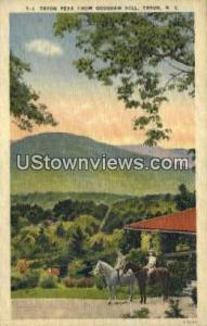Godshaw Hill Tryon NC 1958