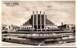 Belgium Brussels Palais du Centenaire