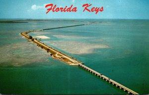 Florida Keys Craig Key Greyhound Key In The Background