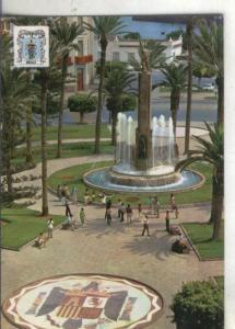 Postal: Melilla-Plaza Espa?