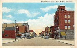 Ashland WI~Second Street East~Royal Theater~Knight of Columbus Auditorium~1939