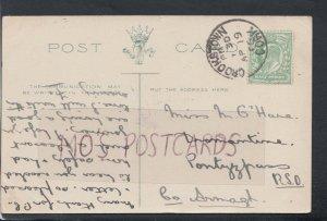 Family History Postcard - O'Hare - Dromantine, ,Poyntzpass Co Armagh  RF4538