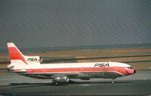 Pacific Southwest Airlines L-1011