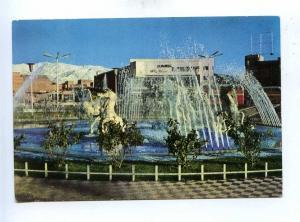 192829 IRAN TEHRAN Shahnaz square old photo postcard