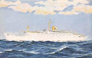 M.S. Stockholm, Swedish American Line