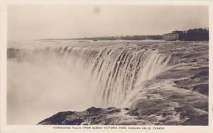 Horseshoe Falls From Queen Victoria Park, Niagara Falls, Canada, 1920-1940s
