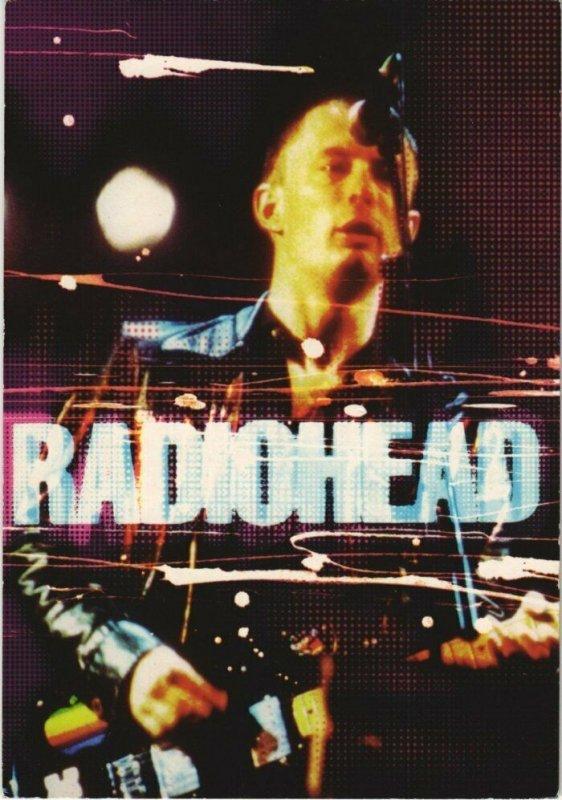 CPM AK Radiohead SINGER (768095)