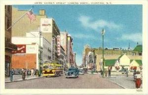 South Warren Street, Syracuse , New York, 1930s