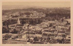 Vue Prise Des Tours De La Cathedrale, Verdun (Meuse), France, 1900-1910s