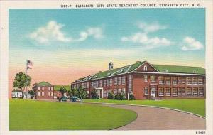 North Carolina Elizabeth City Elizabeth City State Teachers College