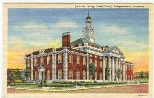 Jackson County Court House, Independence, Missouri, 1930-1940s