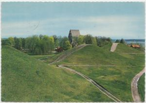 Gamla Uppsala hogar, 1968 used Postcard