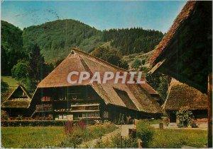 Postcard Modern Freilichtmuseum Vogstbauernhof