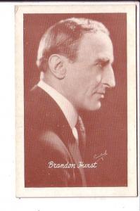 Brandon Hurst, Actor