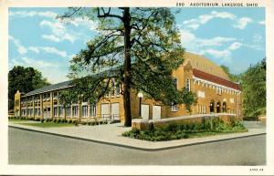 OH - Lakeside. Auditorium