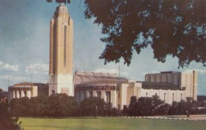 FORT WORTH , Texas , 1940-60s ;  Will Rogers Memorial Coliseum