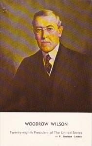 Woodrow Wilson 28th President Of The United States 1988