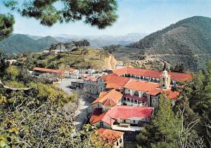 Cyprus Kykko Monastery Troodos General view