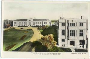 RPPC, College Building & Saskatchewan Hall, University at Saskatoon, Canada