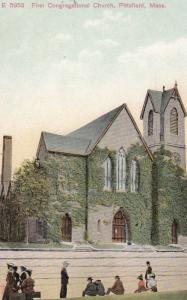 PITTSFIELD , Mass. , 00-10s ; First Congregational Church