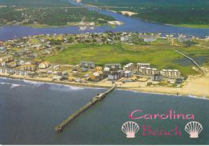 Carolina Beach , North Carolina , 60-80s ; Pier #3