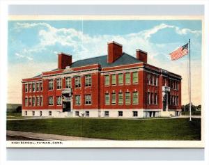 Connecticut  Putnam High School
