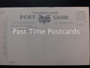 Essex DEDHAM VALE - Old Postcard Art by E.W.H. Pub by Valentines E1085