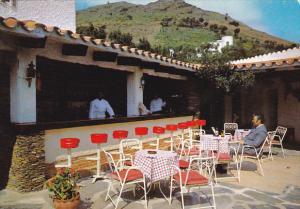 Spain Costa Brava Hacienda El Bulli Restaurante Bar Terraza