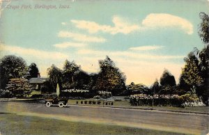 IA Postcard, Iowa Post Card Old Vintage Antique Collectables For Sale Crapo P...