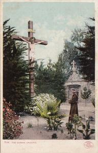 The Garden Crucifix Detroit Publishing