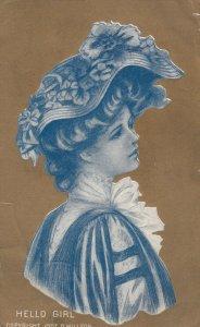 Hello Girl, 1909