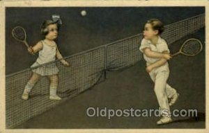 Tennis Unused close to perfect