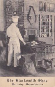 The Blacksmith Shop Interior Wellesley Massachusetts