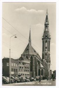 RP, St. Joseph Kerk, Rademarkt, Groningen, Netherlands, 1920-1940s