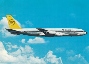 CONDOR Airlines Boeing 707-430 Jet Airplane , 1960s