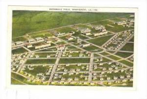 Aerial,Barksdale Field, Shreveport,Louisiana,30-40s