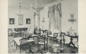 Phyfe Room Moses Rogers House Henry Francis Du Pont Winterthur Museum Postcard