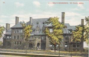 Minnesota St Paul James J Hill Residence