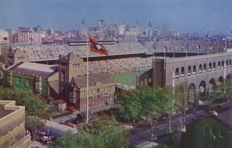 Franklin Field Football Stadium - University of Pennsylvania at Philadelphia