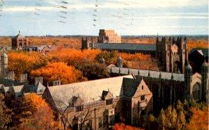 MI - Ann Arbor. University of Michigan, Cook Law Quadrangle